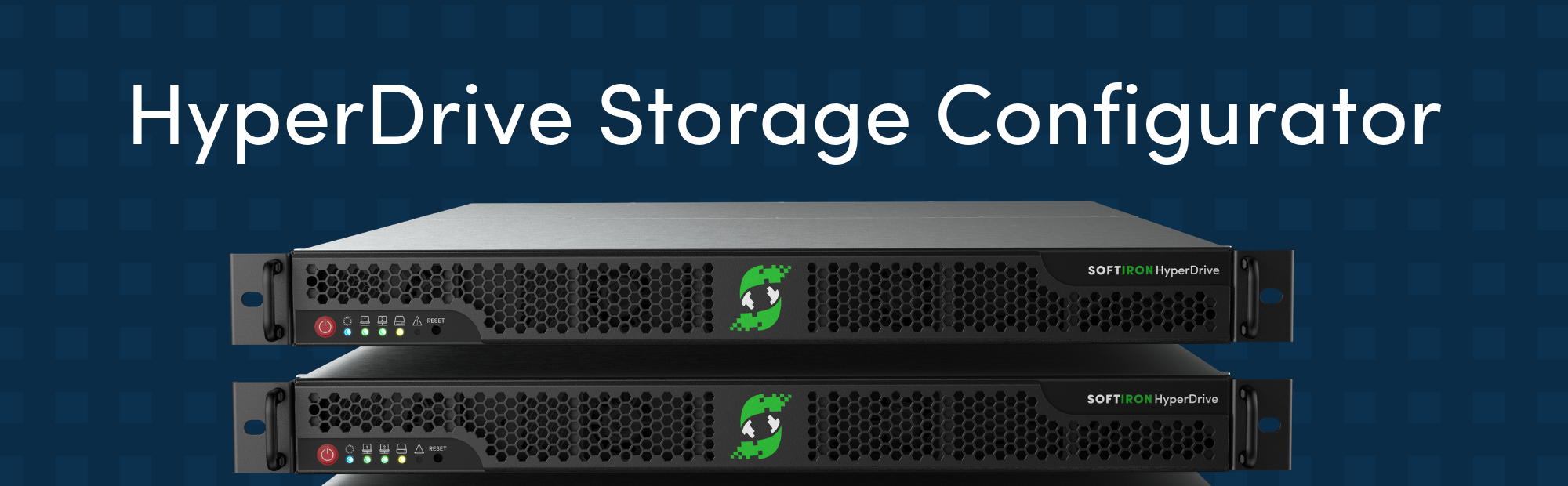 Image for HyperDrive Storage Configurator