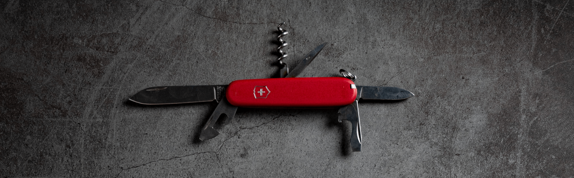 Image for 4 Problems for Managed Service Providers and the Swiss Army Knife that's solving them.