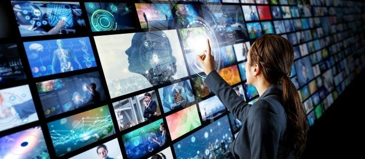 Image for Transforming Data Storage in the Media & Entertainment Industry For a Post Pandemic World