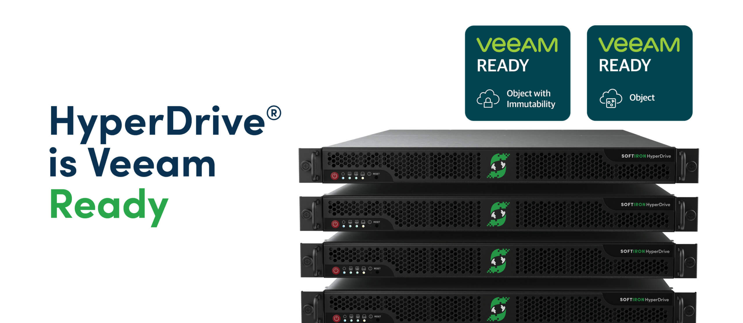 Image for HyperDrive + Veeam Quick Start Guide