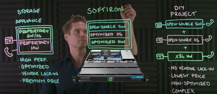 Image for THG Unlocks Infinite Scalability, Resilience & Efficiency with SoftIron's Open Source-Based Storage Solution